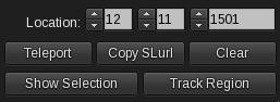Copy SLURL