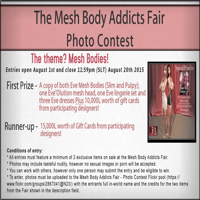 Mesh Body Addicts Fair